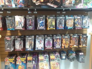 Action Figures Galore